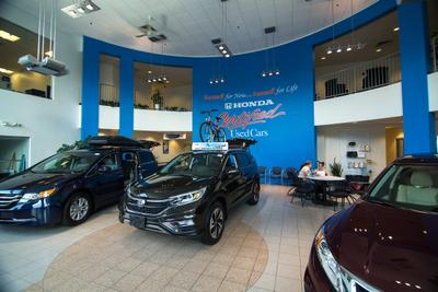 Bernardi Honda of Natick Image 1