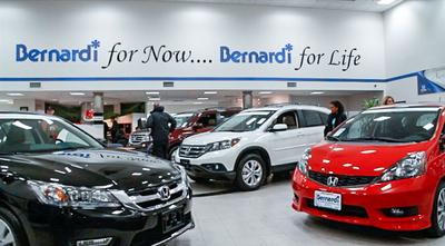 Bernardi Honda of Natick Image 9