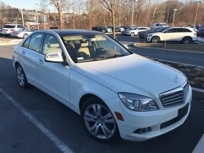 2008 Mercedes-Benz C-Class C 300 for sale VIN: WDDGF54X58F049274