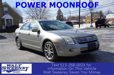 2008 Ford Fusion SEL for sale VIN: 3FAHP08188R185055