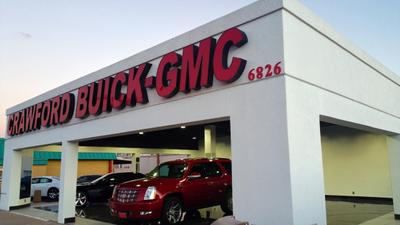 crawford buick gmc in el paso including address phone dealer reviews directions a map inventory and more newcars com