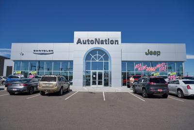 AutoNation Chrysler Jeep Broadway Image 5