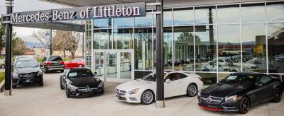 Mercedes-Benz of Littleton Image 2