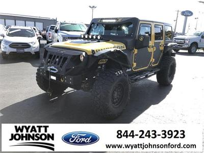 2015 Jeep Wrangler Unlimited Rubicon for sale VIN: 1C4BJWFG5FL737022