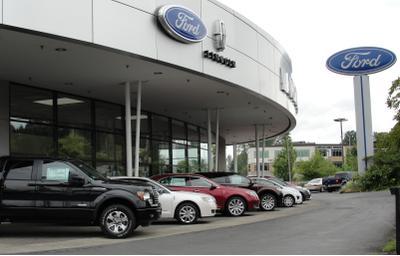 Landmark Ford Lincoln Image 9