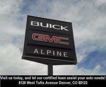 Alpine Buick GMC Image 1