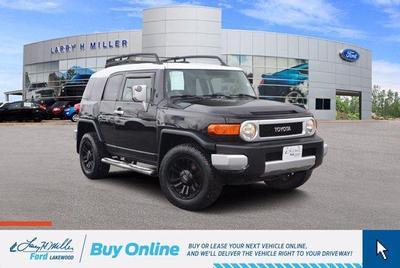 Toyota FJ Cruiser 2007 for Sale in Denver, CO
