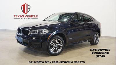 BMW X6 2016 for Sale in Carrollton, TX