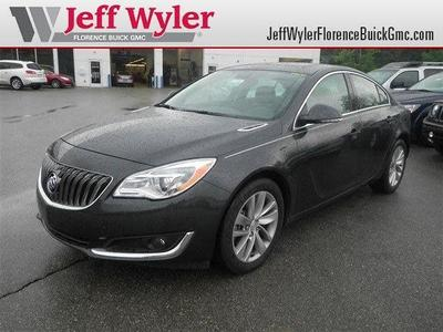 2015 Buick Regal Turbo/e-Assist Premium I for sale VIN: 2G4GN5EX8F9171057
