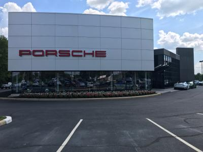 Porsche Delaware Image 1