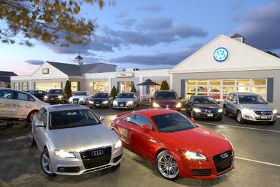 Tracy Volkswagen Inc. Image 2
