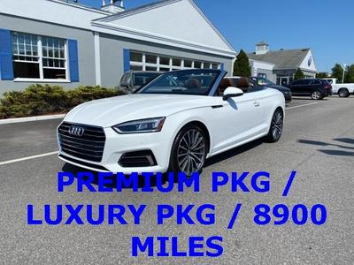 Audi A5 2019 for Sale in Hyannis, MA