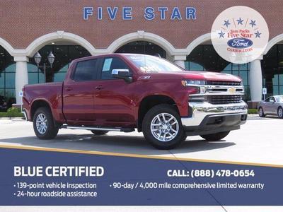 Chevrolet Silverado 1500 2019 a la venta en Carrollton, TX