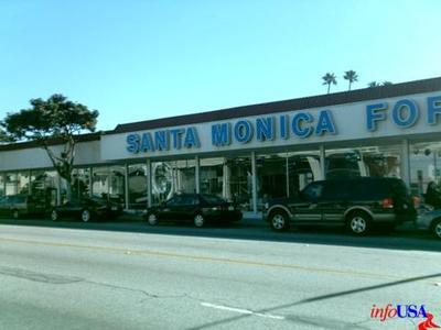 Santa Monica Ford Lincoln Image 2