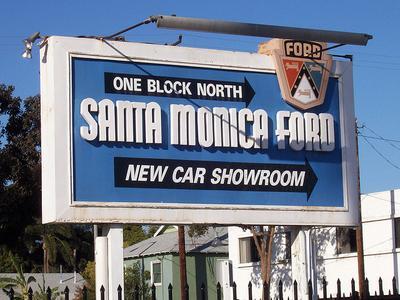 Santa Monica Ford Lincoln Image 3