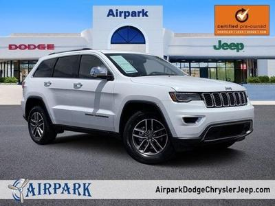 2019 Jeep Grand Cherokee Limited for sale VIN: 1C4RJEBGXKC630203