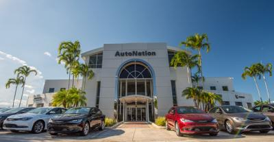 AutoNation Chrysler Dodge Jeep Ram Pembroke Pines Image 1