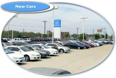 Honda Cars of McKinney Image 1