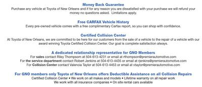 Toyota Of New Orleans >> Toyota Of New Orleans In New Orleans Including Address Phone