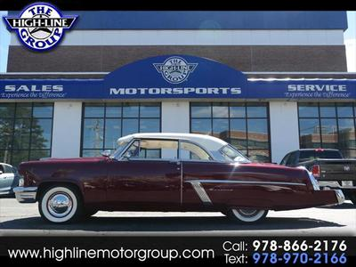 1952 Mercury Monterey  for sale VIN: 52ME54193M0000000