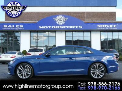 Audi A5 2019 for Sale in Lowell, MA