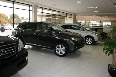 Lexus of Northborough Image 3