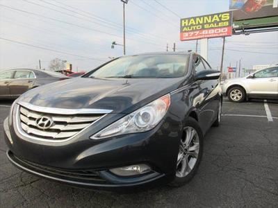 2011 Hyundai Sonata Limited for sale VIN: 5NPEC4AC4BH002823