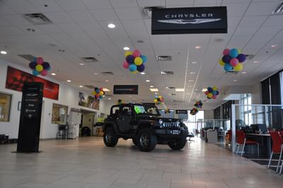 Safford Chrysler Jeep Dodge RAM Fiat of Winchester Image 2