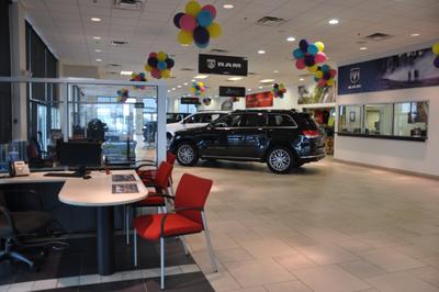 Safford Chrysler Jeep Dodge RAM Fiat of Winchester Image 3