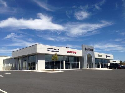 Safford Chrysler Jeep Dodge RAM Fiat of Winchester Image 6