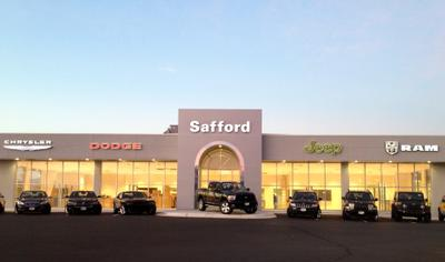 Safford Chrysler Jeep Dodge RAM Fiat of Winchester Image 7
