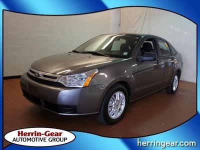 2011 Ford Focus SE for sale VIN: 1FAHP3FN7BW172759