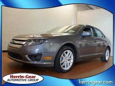 2012 Ford Fusion SEL for sale VIN: 3FAHP0JA1CR367862