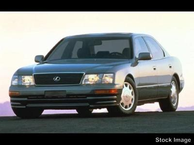 1995 Lexus LS 400  for sale VIN: JT8UF22E3S0018286