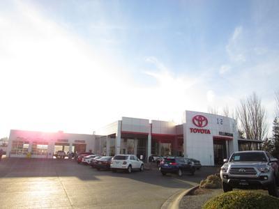 Toyota of Bellingham Image 1