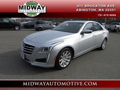 2016 Cadillac CTS 2.0L Turbo Standard for sale VIN: 1G6AW5SX6G0108064