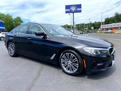 BMW 530 2017 for Sale in Topsfield, MA