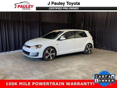 Volkswagen Golf GTI 2017 for Sale in Fort Smith, AR