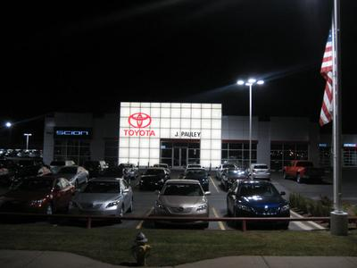 J Pauley Toyota Image 2
