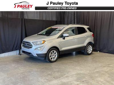 Ford EcoSport 2018 for Sale in Fort Smith, AR