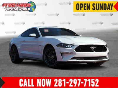 Ford Mustang 2018 for Sale in Spring, TX