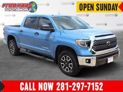 2018 Toyota Tundra  for sale VIN: 5TFDW5F10JX747815