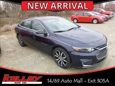 2016 Chevrolet Malibu 1LT for sale VIN: 1G1ZE5ST3GF213893