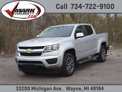 Chevrolet Colorado 2019 for Sale in Wayne, MI