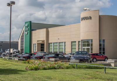 Jaguar Land Rover of Houston North Image 1