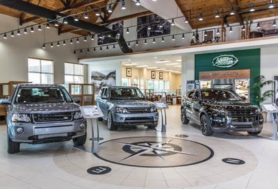 Jaguar Land Rover of Houston North Image 6