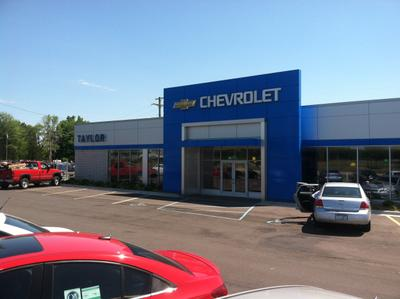 Taylor Chevrolet Image 3