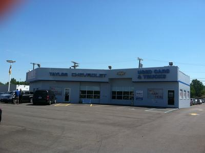 Taylor Chevrolet Image 5