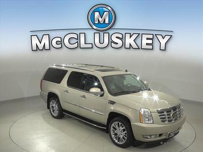 2007 Cadillac Escalade ESV  for sale VIN: 1GYFK66837R210323