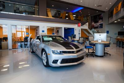 Mccluskey Chevrolet In Cincinnati Including Address Phone Dealer Reviews Directions A Map Inventory And More